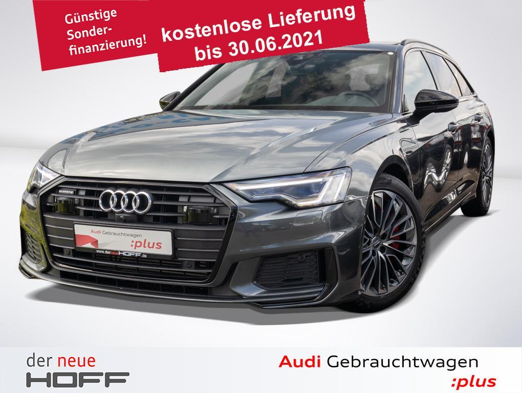 Audi A6 Avant 55 TFSI e S-Line Leder AHK Kamera ACC 1, Jahr 2020, Hybrid