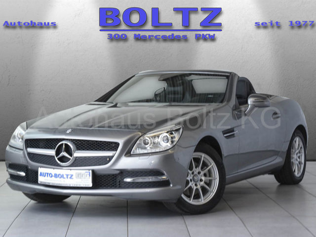Mercedes-Benz SLK 200 K Airscarf Navi Parktronic BiX Sitzh., Jahr 2013, Benzin