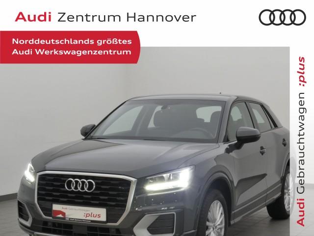 Audi Q2 1.4 TFSI design virtual LED Navi Leder, Jahr 2018, Benzin