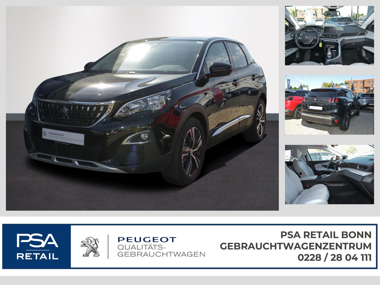 Peugeot 3008 PureTech 130 EAT6 Allure, Jahr 2019, Benzin