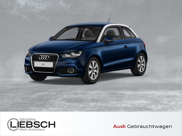 Audi A1 Ambition 1.6 TDI Navi+Klima+Sitzhz+Start-Stop, Jahr 2014, Diesel