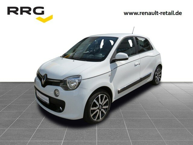 Renault Twingo TCe 90 EDC Intens Automatik, Jahr 2016, Benzin