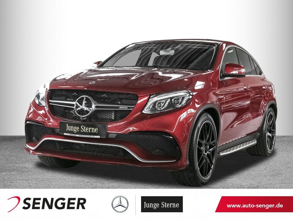 Mercedes-Benz GLE 63 AMG 4M Coupé *Distronic*Airmatic*Comand*, Jahr 2017, Benzin