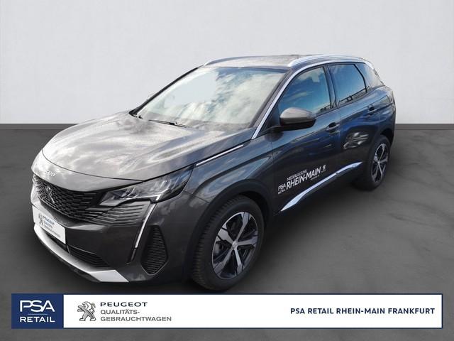 Peugeot 3008 BlueHDi 130 Stop & Start EAT8 Allure Pack, Jahr 2021, Diesel