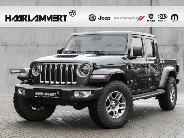 Jeep Gladiator JT OVERLAND 3.0 PDC+NAVI+WINTERP.+AHK, Jahr 2021, Diesel