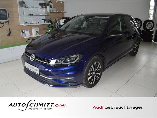 Volkswagen Golf VII 1.6 TDI IQ.Drive LED ACC Bluetooth Klima, Jahr 2020, Diesel