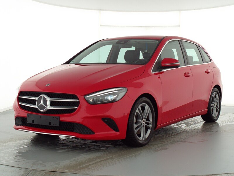 Mercedes-Benz B 220d Progressive MEMORY+MULTIBEAM+NAVIPREM+DAB, Jahr 2019, Diesel