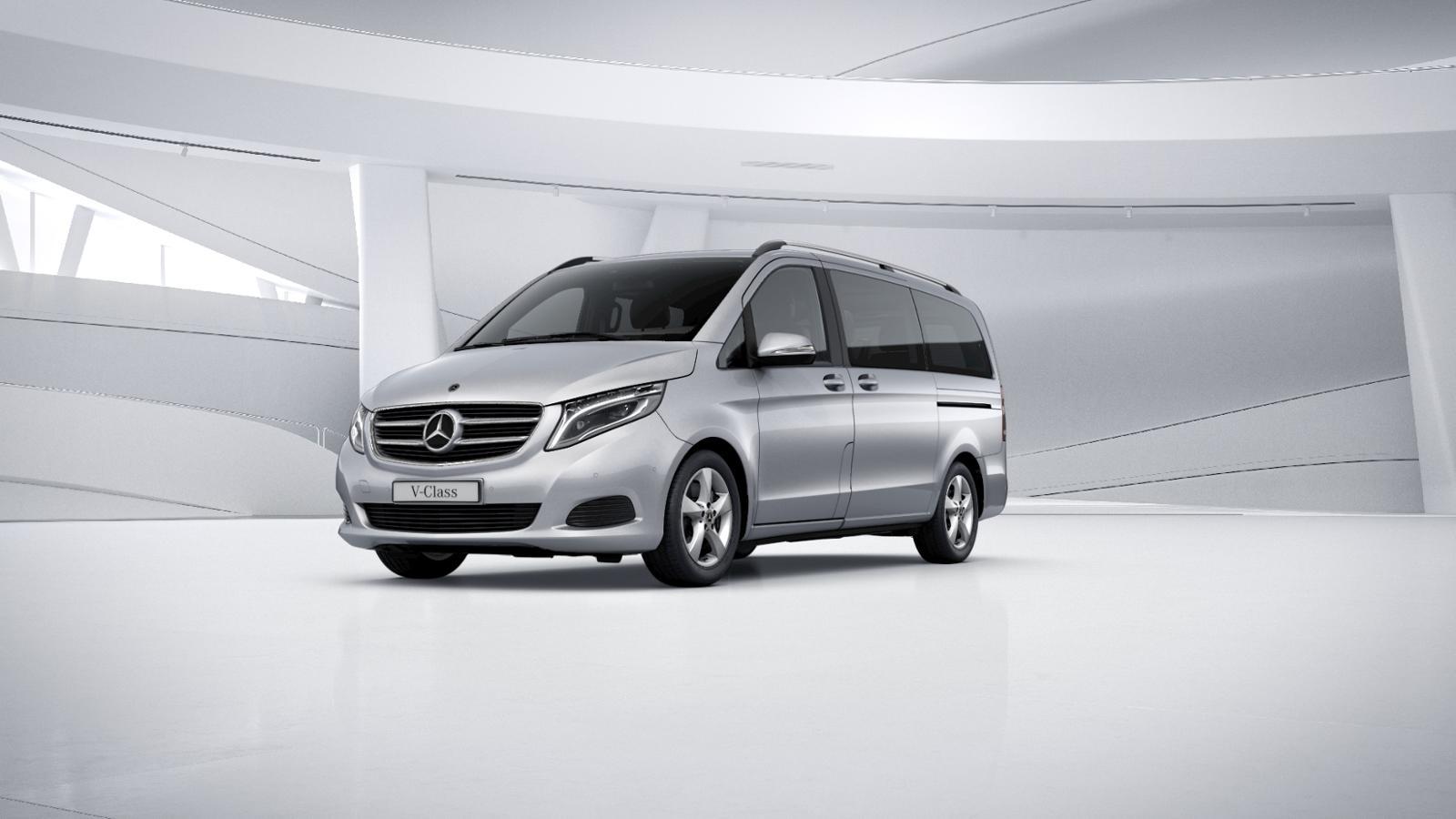 Mercedes-Benz V 250 Lang Distronic Comand AHK Kamera LED, Jahr 2019, Diesel
