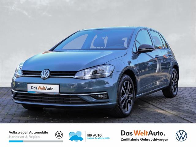 Volkswagen Golf VII 1.0 TSI IQ.DRIVE Navi SHZ PDC ACC, Jahr 2019, Benzin