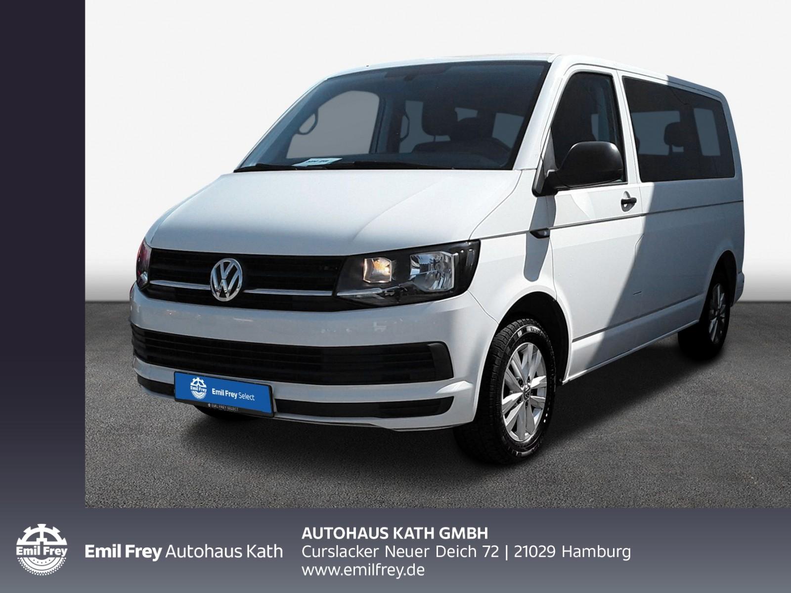 Volkswagen T6 Multivan 2.0 TDI Trendline, Klima, GRA, PDC, Jahr 2016, Diesel