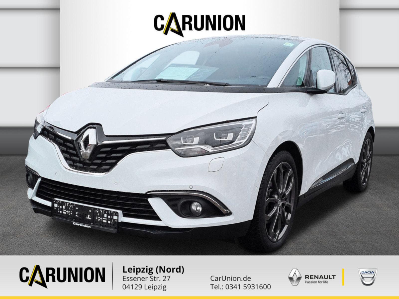 Renault Scenic ENERGY TCe 130 INTENS Navi,Klimaauto. LED, Jahr 2018, Benzin