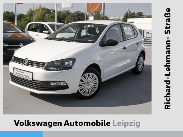 Volkswagen Polo Trendline 1.0 *SHZ*PDC*GRA*, Jahr 2017, Benzin