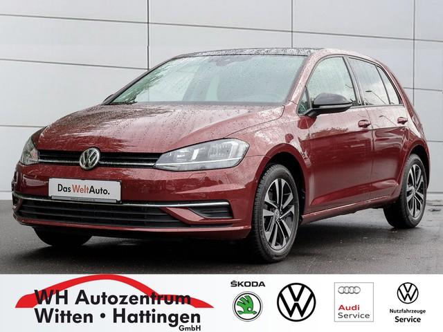 Volkswagen Golf VII 1.0 TSI IQ DRIVE NAVI PANO StandHzg KAMERA, Jahr 2019, Benzin
