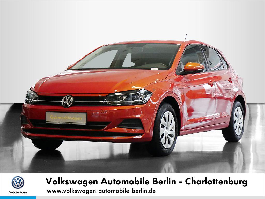 Volkswagen Polo 1.0 Comfortline BMT, Jahr 2017, Benzin