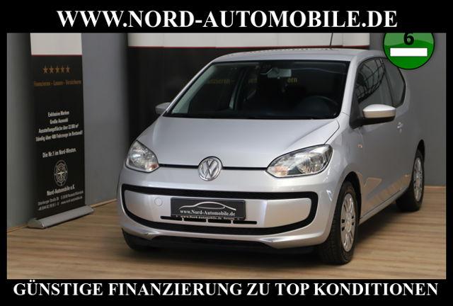 Volkswagen up! move up! 1.0 BMT*PDC*Klima*Tempomat* move B, Jahr 2016, Benzin