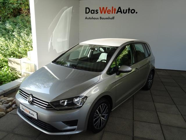 Volkswagen Golf Sportsvan 1.2 TSI Comfortline Sitzhzg., Jahr 2014, Benzin