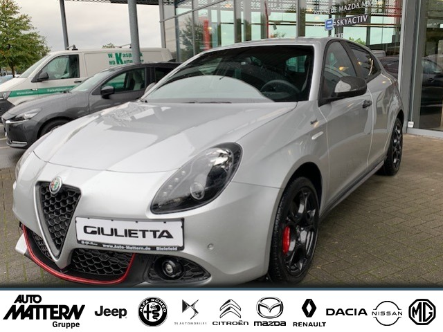 Alfa Romeo Giulietta Sprint 1.4 TB 120PS, Jahr 2020, Benzin