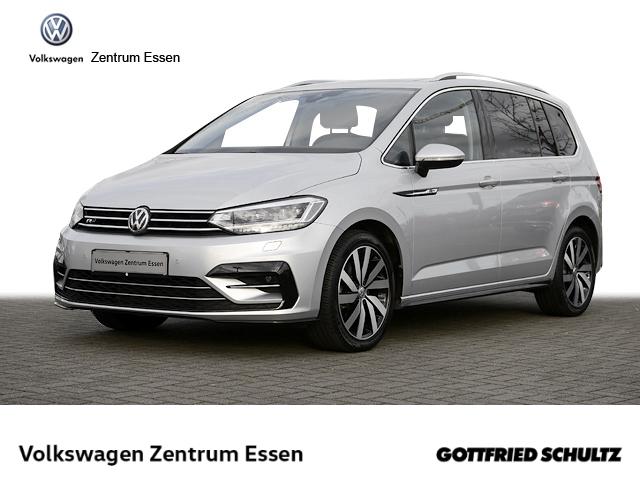 Volkswagen Touran Highline 1,4 TSI DSG R-LINE NAVI PANO LED PDC ALU18 Zoll, Jahr 2017, Benzin