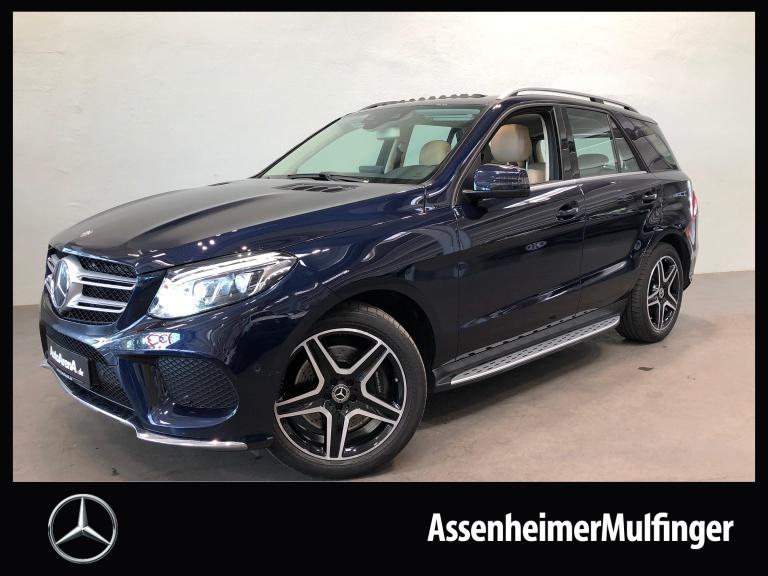 Mercedes-Benz GLE 500 4matic AMG **COMAND/360°/Distr/Airmatic, Jahr 2017, Benzin