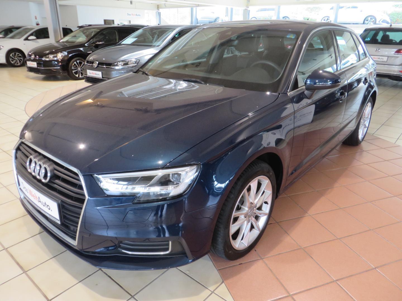 Audi A3 Sportback Design 2.0TDI S-tronic, Jahr 2018, Diesel