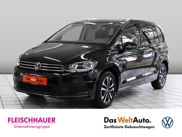 Volkswagen Touran United 2.0 TDI 7-SITZER NAVI PANORAMAD. AHK, Jahr 2020, Diesel