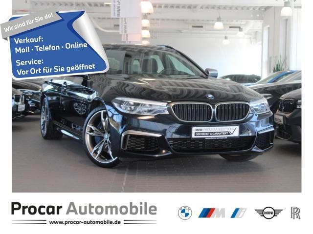 BMW M550d xDrive Touring Pano+20Zoll+Gestiksteuerung, Jahr 2018, Diesel