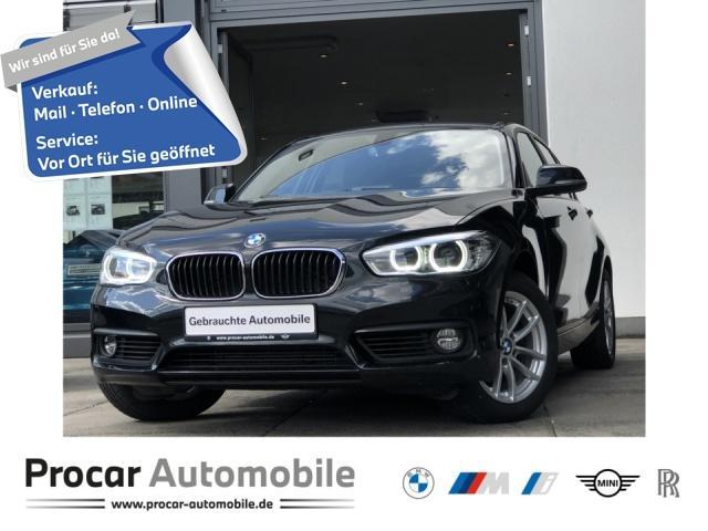 BMW 118d 5-Türer Navigation Klimaaut. LED Shz Tempo., Jahr 2018, Diesel
