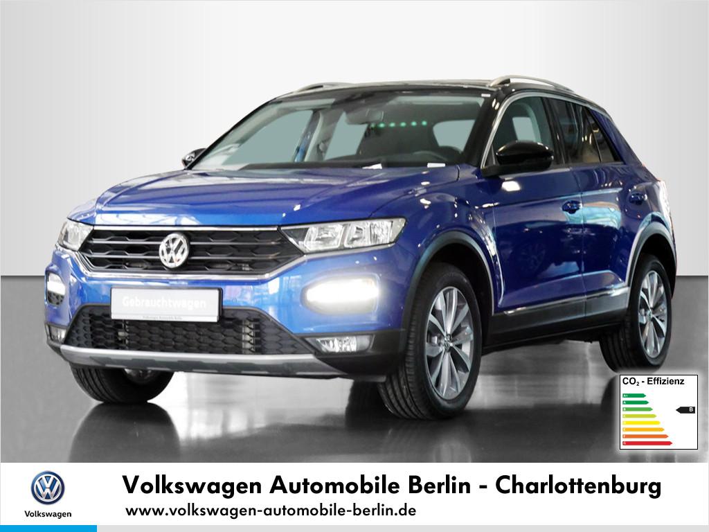 Volkswagen T-Roc 2.0 TDI Style, Jahr 2019, Diesel