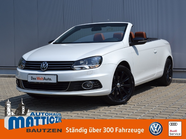 Volkswagen Eos 2.0 TDI DSG 'Black Style' DESIGN-PAKET/NAVI/, Jahr 2013, Diesel