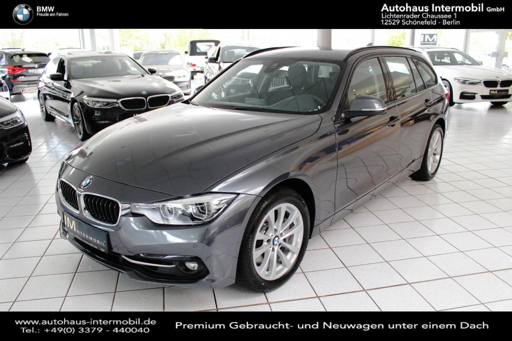 BMW 340 i xDrive Sport Line*LED*Navi*PDC*, Jahr 2018, petrol