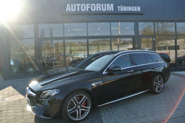 Mercedes-Benz E 63 S 4MATIC+ T Autom. *AMG Drivers Package*, Jahr 2018, Benzin