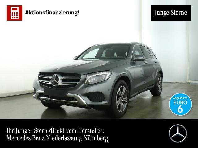 Mercedes-Benz GLC 300 COMAND AIR BODY CONTROL 360° Off Road, Jahr 2018, petrol
