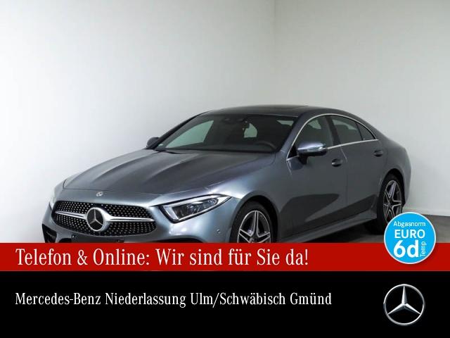 Mercedes-Benz CLS 450 Cp. 4M AMG WideScreen 360° Multibeam PTS, Jahr 2020, Benzin