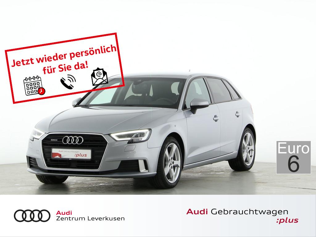 Audi A3 Sportback 2.0 quattro sport, Jahr 2018, Diesel