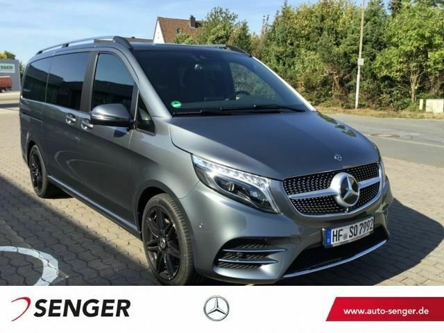 Mercedes-Benz V 300 d Editon 19 AMG-Line+NAVI+Distronic, Jahr 2019, diesel
