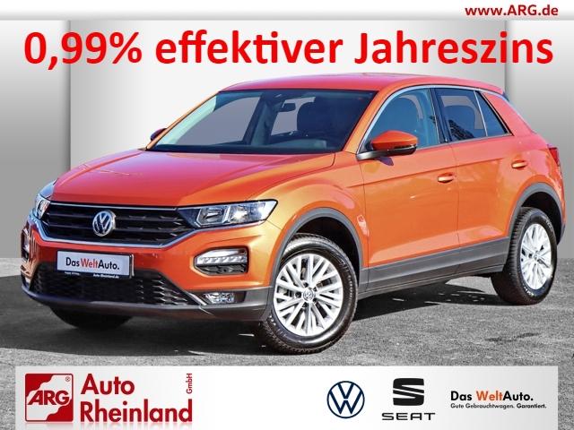 Volkswagen T-Roc 1.0 TSI OPF APP-Con./PDC/SHZ/Telef.Schnittst., Jahr 2020, Benzin