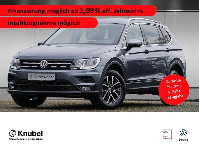 Volkswagen Tiguan Allspace Comfortline 1.5 TSI*AHK*Nav*7-Si, Jahr 2020, Benzin