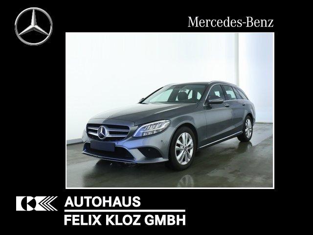 Mercedes-Benz C 180 T Avantgarde Navi MediaDisplay LED Kamera, Jahr 2019, Benzin
