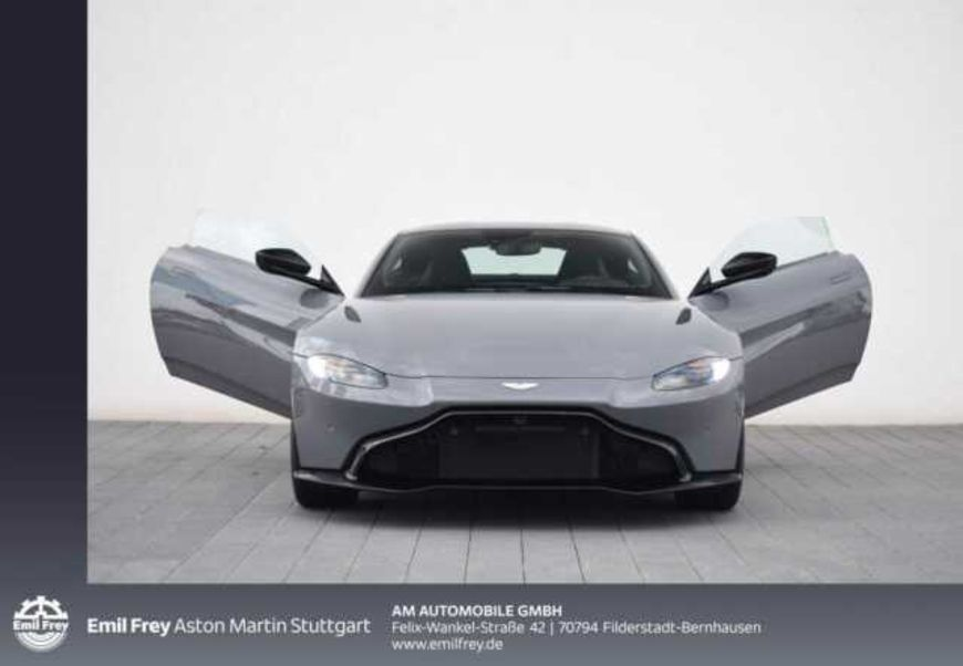 Aston Martin V8 Vantage / UPE 168.659,-, Jahr 2019, Benzin