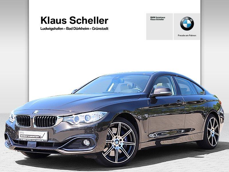 BMW 435i xDrive Gran Coupé Sport Line Head-Up Xenon, Jahr 2016, Benzin