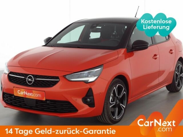 Opel Corsa 1.2 DI Turbo Automatik GS Line, Jahr 2020, Benzin