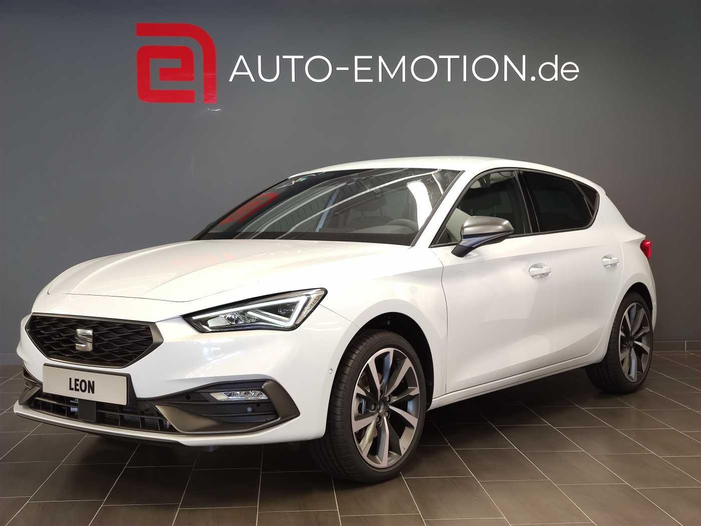 Seat Leon FR 1.5 eTSI ACT 110 kW (150 PS) 7-Gang-DSG, Jahr 2020, Benzin
