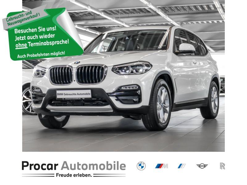BMW X3 xDrive20d Navi Prof. HUD DA+ Adapt. FW Pano, Jahr 2018, Diesel