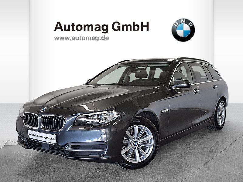 BMW 518d Touring*1.Hd*Scheckheft*Navi*HiFi*Kamera*, Jahr 2017, Diesel