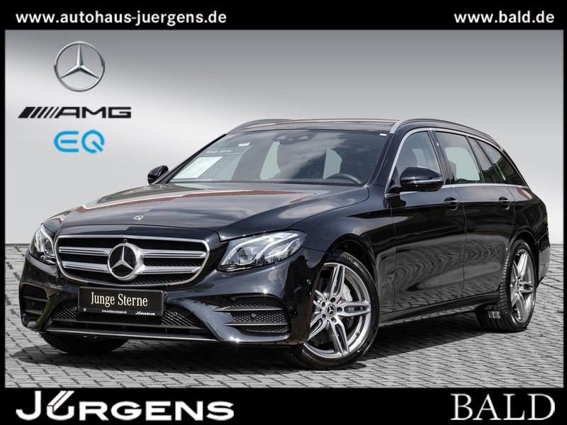 Mercedes-Benz E 450 4M T AMG-Sport/Comand/Wide/ILS/360/Pano, Jahr 2020, Benzin