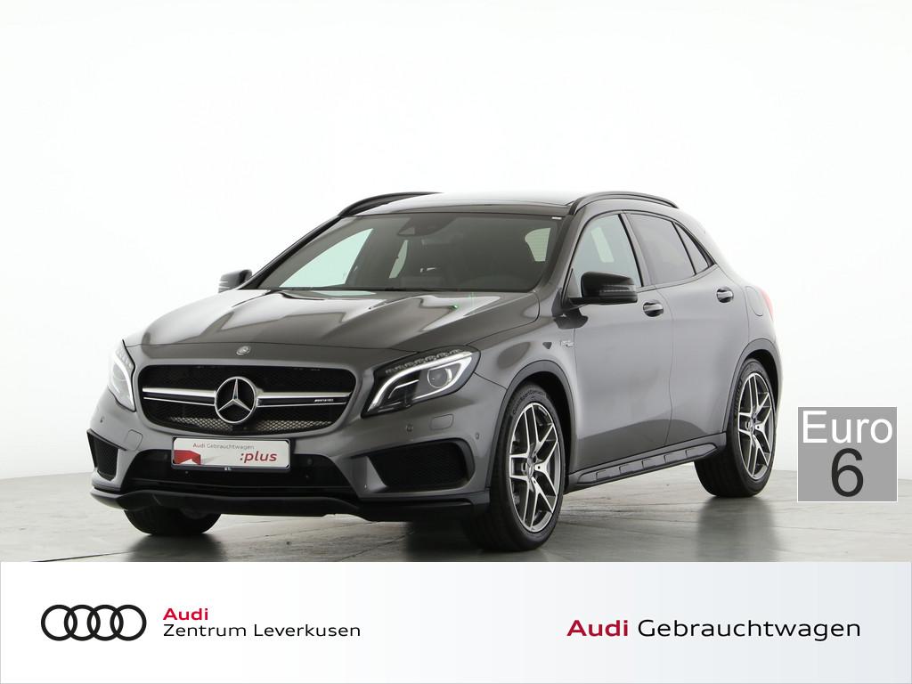 Mercedes-Benz GLA 45 AMG 4MATIC, Jahr 2016, Benzin