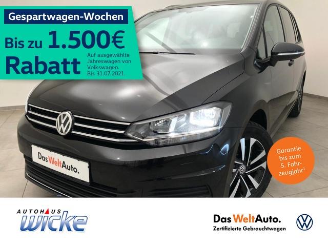 Volkswagen Touran 1.5 TSI DSG United 7.Sitzer ACC Navi, Jahr 2020, Benzin