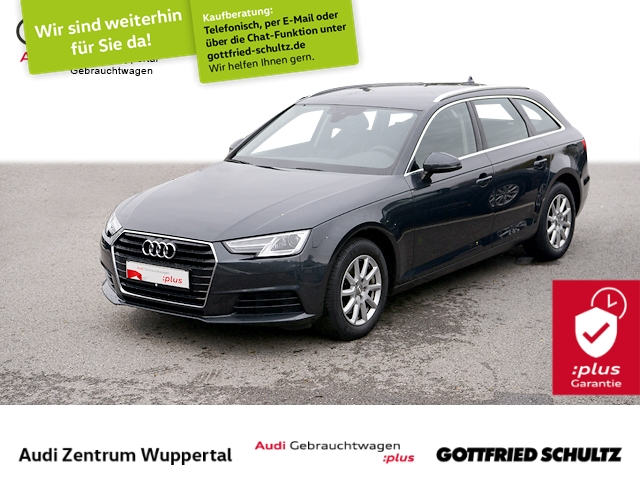 Audi A4 Avant 2.0TDI AHK XEN CONNECT PDC VO HI NAV SHZ, Jahr 2016, Diesel