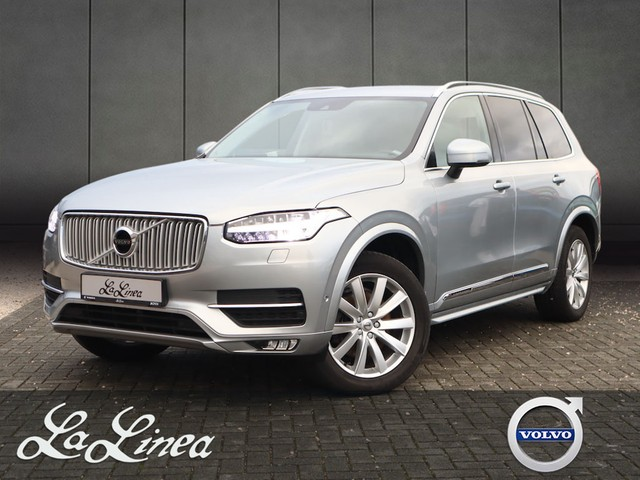 Volvo XC90 D5 AWD Inscription Navi*LED*AHK, Jahr 2015, Diesel