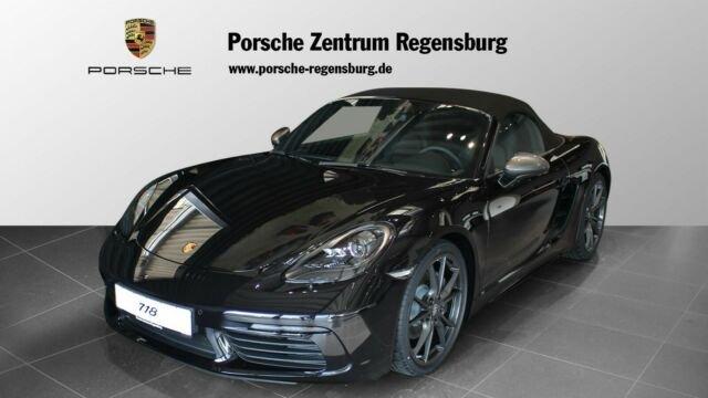 Porsche 718 Boxster T, Jahr 2019, Benzin